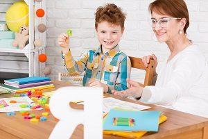 L'art-thérapie pour les enfants atteints d'autisme